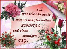 Guten morgen! Wünsche euch allen einen schönen Sonntag!  Bin heute den ganzen Tag auf Hausbesuchen unterwegs!  Liebe  grüße Dina