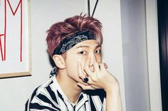 Kim Namjoon; Rap monster