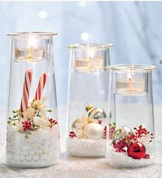 Symmetry Trio! Change them up for every season! The kids will love them!  www.partylite.biz/melissaharper