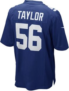 714874bfd6f Men's Lawrence Taylor New York Giants Retired Game Jersey. Lawrence  TaylorMichael StrahanNike NflNew York GiantsFootball ...