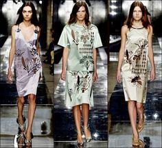 Christopher Kane Spring Summer 2014 London Fashion Week