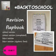 Let's start the new school year with a flapbook that will help your students revising what they already know. There are 10 themes and 9 fill-in and coloring activities.- Seasons- School objects (a pen, a pencil, a schoolbag, a book, a pencil sharpener)- Food & drink (an apple, bananas, a gingerbread man, turkey, fish and chips, a cup of tea)- Days and months- Colours (11 colours)- Animals (a dog, a cat, a hedgehog, a bat, a spider, a snake, a turkey, a horse)- Objects (a chair, a tv set, ...