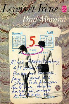 Lewis et Irène, published by Le Livre de Poche, Paris, 1969. Design: Atelier Pierre Faucheux. Photograph: Holmès Lebel