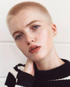 modelos rapadas generación primavera/verano 2016 | read | i-D