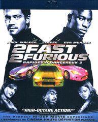 2 Fast 2 Furious (Rapides et Dangereux 2) (Blu-ray)
