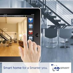 Be smart with a smart home.