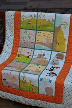 """TELA MARINERA"", patchwork ...  Panel infantil, 10 €"