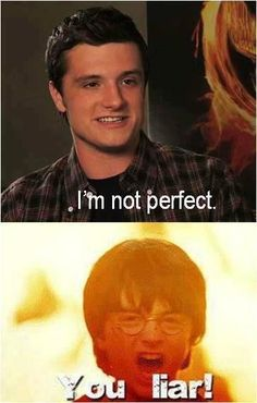 Lol haha funny pics / pictures / Harry Potter Humor / Josh