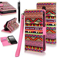 Galaxy S5 ACTIVE Case, Galaxy S5 Active Flip Case - E LV Deluxe PU Leather Folio Wallet Case Cover for Samsung Galaxy S5 Active SM-G870 (Water Resistant Model) with 1 Stylus - Tribal Colorful, http://www.amazon.com/dp/B00KBKIMFO/ref=cm_sw_r_pi_awdm_hgeTub0VJ3FW3
