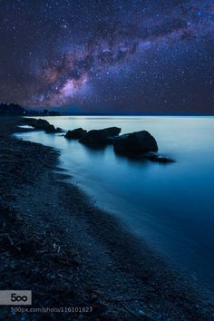 Milky way dream by GiorgosRousopoulos. (http://ift.tt/1MtFl13)