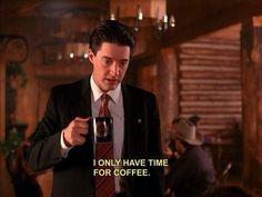 "Agente Dale Cooper- ""Twin Peaks"""