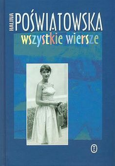 Poświatowska Poland, Baseball Cards, Reading, Words, Cover, Movie Posters, Literature, Author, Film Poster