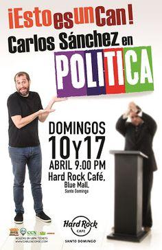 Armario de Noticias: Carlos Sánchez  viene en  política
