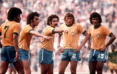 Brazi 1974 World Cup Team