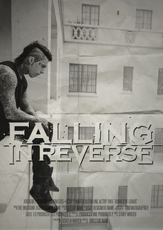 Falling In Reverse Poster | Falling in Reverse by RyuzakiNeoBGD