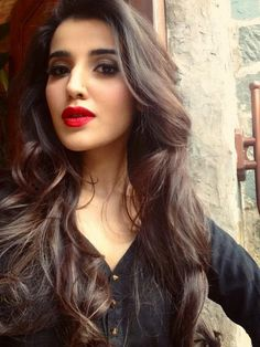 Beautiful & Gorgeous Hareem Faooq
