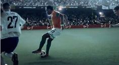 Video Inspirations: Spot Nike - Write the future HD