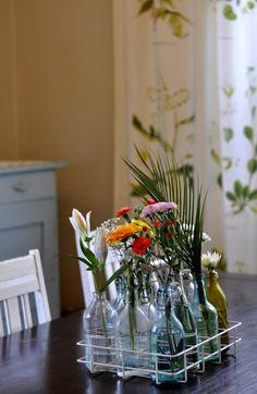 Kaikulanrinne: Olohuonetta ja kukkia