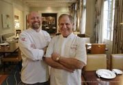 Chris Lusk admirably executes the vision of chef-owners John Folse and Rick Tramonto.