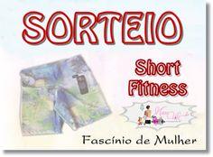 Masso Vita: Sorteio Short Fitness