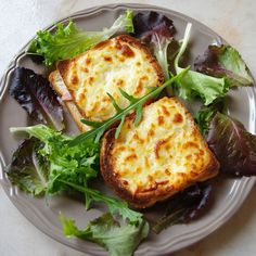 Original Croque Monsieur Recipe: detailed step-by-step cooking directions. Save the recipe for easy future reference and add the ingredients to your grocery list.