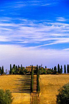 Cerca de Pienza, province of Siena Tuscany ●<3●H●O●M●E●<3●▬▬▬▬▬ >(^._.^)< ▬▬▬▬▬●<3●H●O●M●E●<3●