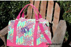 Weekender Bag, Personalized, Travel Bag, Overnight Personalized Bag, Monogram Bridal Gift, Monogram Overnight Bag - http://oleantravel.com/weekender-bag-personalized-travel-bag-overnight-personalized-bag-monogram-bridal-gift-monogram-overnight-bag