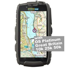 Android GPS TX4 smartphone - OS GB Platinum Edition £499.00