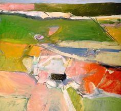 "Richard Diebenkorn (1922-1993) | ""Berkeley #44"" | 1955"