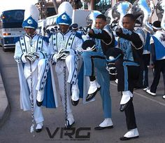Show-Style Marching Band History