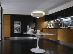 Cozinha com maçanetas SILVERBOX | Cozinha em aço - ERNESTOMEDA