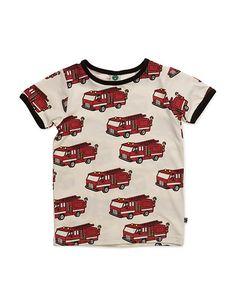 Køb Småfolk T-shirt Ss. Firetruck (Cream) hos Boozt.com. Vi har et stort sortiment fra alle de førende mærker og leverer til dig indenfor 1-2 dage.
