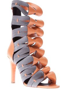 BALENCIAGA some of the most fabulous shoe designs you've seen...check it out!
