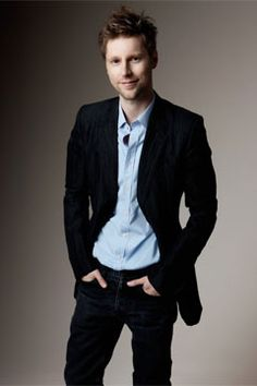 Christopher Bailey - UK designer, Chief Creative Officer of Burberry