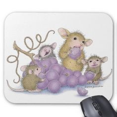 """Mouse Pad 9 x 8 x 1/4"", Stock #: PAD-184, from House-Mouse Designs®. This item was recently purchased off from our web site, www.house-mouse.com. Click on the image to see more information."