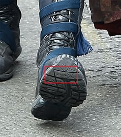 "dangbenedict: ""Not that I've been asked personally but I have seen some comments about the boots Benedict is wearing with his Doctor Strange costume. They are in fact made by the running/athletic shoe..."