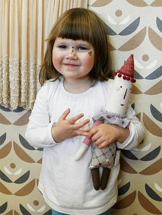 clown doll  / Břichopas toys