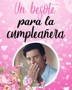 Discover recipes, home ideas, style inspiration and other ideas to try. Spanish Birthday Wishes, Happy Birthday Wishes Song, Birthday Quotes For Her, Happy Birthday Posters, Happy Birthday Video, Happy Birthday Celebration, Happy Birthday Beautiful, Birthday Blessings, Happy Birthday Pictures