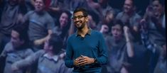 Sundar Pichai: 'We must support Muslim and other minority communities in the US and around the world.'