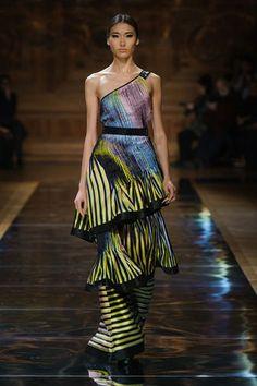 Oscar Carvallo Spring/Summer 2014 Couture
