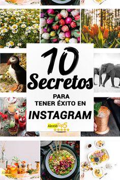 10 Secretos para tener éxito en Instagram - Alexistop5  Esto te ayudara a tener más seguidores en Instagram. Al igual vas a conseguir información sobre Cómo conseguir seguidores en Instagram.