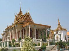 Камбоджа. Серебряная пагода