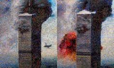 Joan Fontcuberta, GOOGLEGRAM: 11-S NY, 2005
