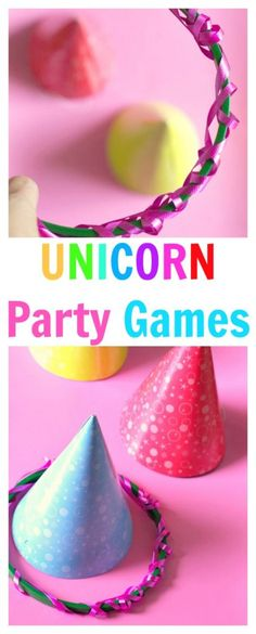 ideas rainbow party games kids unicorn birthday for 2019 Rainbow Party Games, Beach Party Games, Toddler Party Games, Birthday Party Games For Kids, Rainbow Unicorn Party, Rainbow Birthday, Unicorn Birthday Parties, Birthday Party Themes, Birthday Ideas