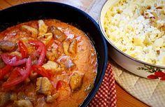Thai Red Curry, Fish, Ethnic Recipes, Diet, Pisces