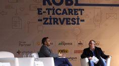 """KOBİ E-ticaret Zirvesi, 400'den fazla şirketin katılımıyla İstanbul'da gerçekleştirildi. Zirve, KOBİ'lerin e-ticarete aktif olarak katılımını sağlayarak Türkiye ekonomisine katkılarını artırmayı hedefliyor. IdeaSoft CEO'su Seyhun Özkara """"E-ticaret KOBİ'lerin gelece�…"""