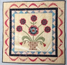 Humble Quilts: Basket of Blessings