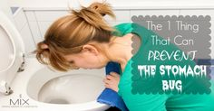 How to Naturally Prevent the Stomach VirusMIX | wellness solutions for a balanced life