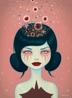 Supernova II by Tara McPherson