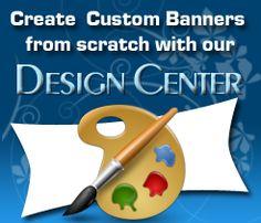 custom banner designer Welcome Home Banners, Graduation Banner, Custom Banners, Baby Shower, Templates, Website, Design, Babyshower, Stencils